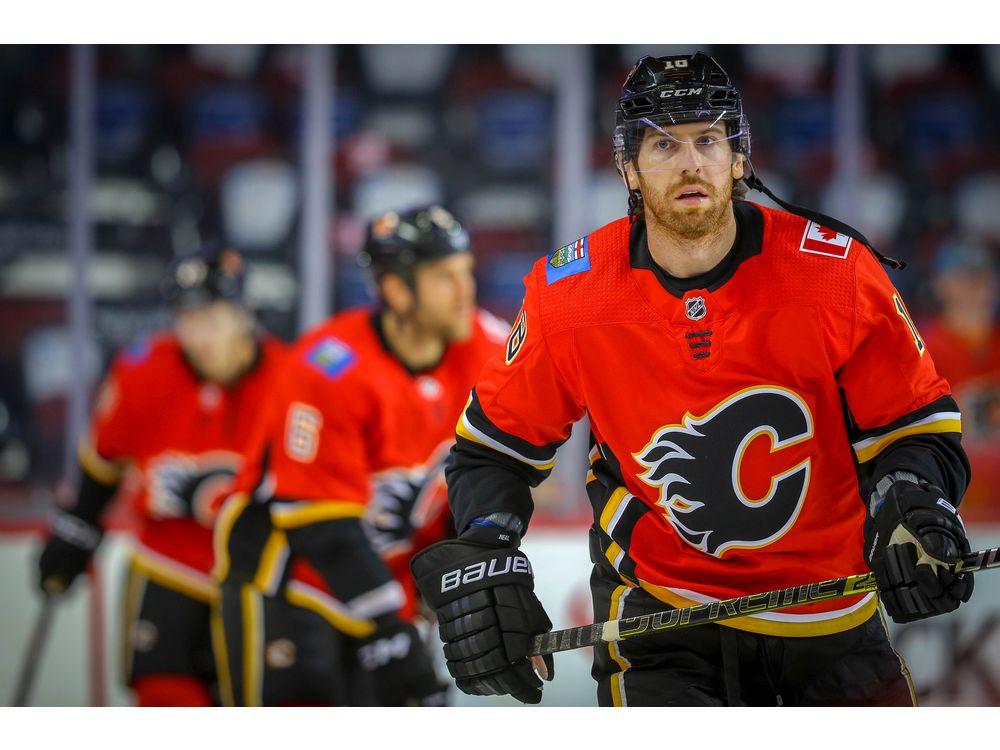 Flames Hockey